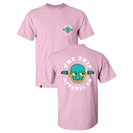 The Trip Kilroy T-Shirt - Pink XL